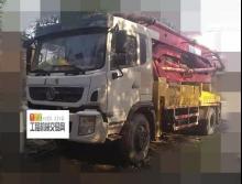 出售16年出廠東風鑫達31米泵車(國四)