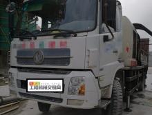 出售2011年出厂中联9018车载泵