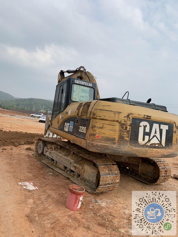 转让卡特彼勒2009年320D大挖