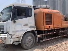 裸车出售2014年差一个月中联10018车载泵