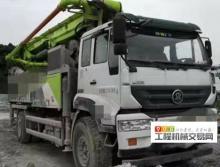 直售18年11月中联37米泵车(准新车,一机两用)