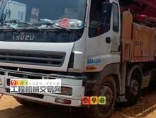 出售10年出厂三一五十铃56米泵车