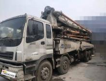 车主精品转让09年出厂中联五十铃44米泵车