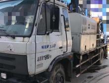 出售10年中联东风9014车载泵