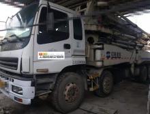 低价出售09年出厂中联五十铃47米泵车