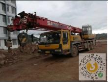 转让三一重工2011年25吨吊车