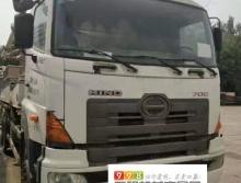 出售09年出厂中联日野37米泵车