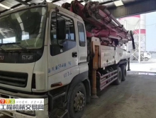 出售11年三一五十铃43米泵车
