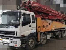 车主北方精品转让10年出厂三一五十铃56米泵车