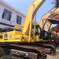 转让小松2015年PC450/8大挖