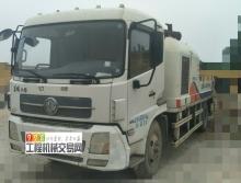 出售11年出廠中聯東風10018車載泵