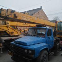 转让徐工2011年8吨吊车
