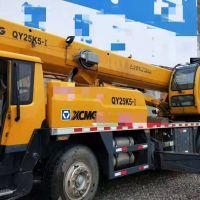 转让徐工2016年25吨吊车