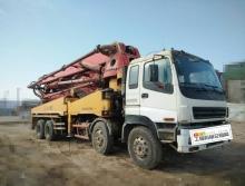 出售08年出厂三一五十铃45米泵车(大排量)
