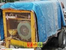 特價處理11年山東民樂電拖泵