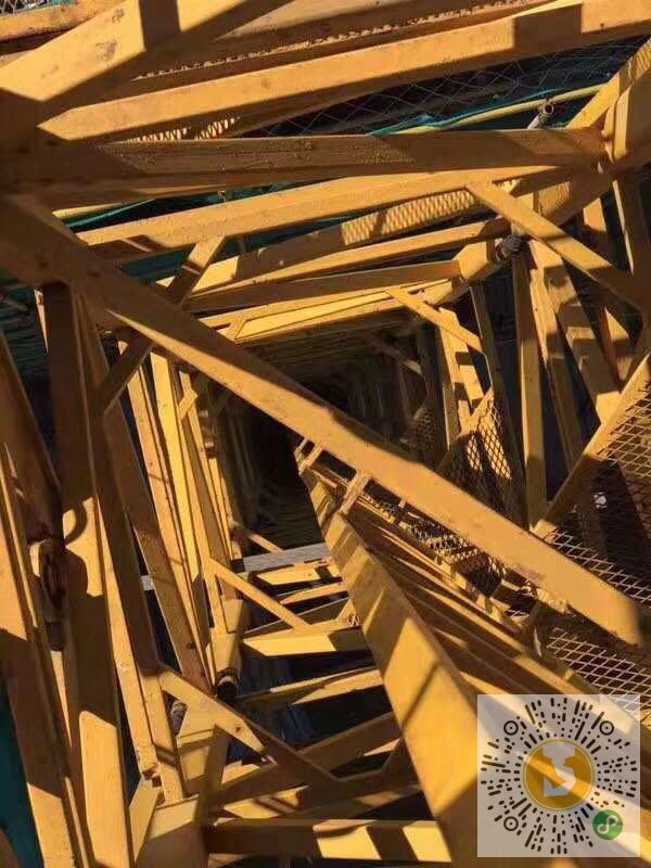 转让中联重科2010年tc5613_6塔吊