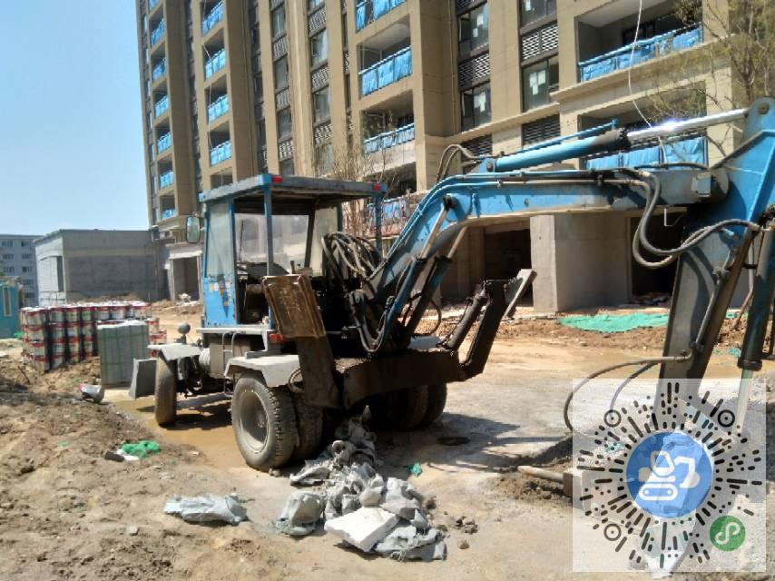 转让其他2012年70轮式挖掘机