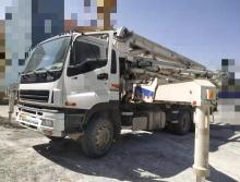 出售12年8月中聯五十鈴38米泵車(5節臂)