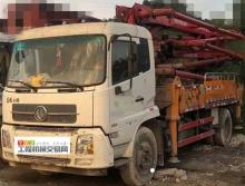 出售15年出廠東風科尼樂25米泵車(農村致富神器)