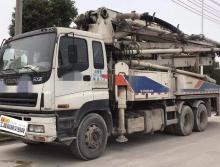 轉讓2011年出廠中聯五十鈴38米泵車