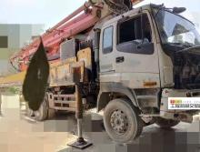出售09年出廠三一五十鈴46米泵車(三橋叉腿,最高性價比)