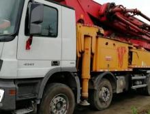 精品出售2015年出廠三一4橋奔馳底盤60米C9泵車