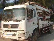 出售16年東風鑫達31米泵車