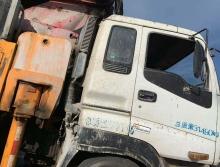 精品轉讓2011年三一五十鈴底盤46米泵車