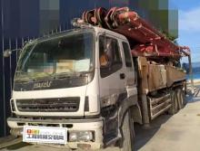 出售10年三一五十铃46米泵车【大排量】
