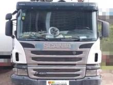 精品出售12年出厂中联斯堪尼亚52米泵车