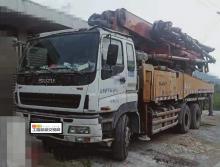 精品2012年三一五十铃底盘40米泵车