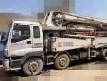 出售09年出厂中联五十铃46米泵车