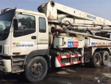 裸车出售04年海诺五十铃37米泵车