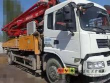 轉讓2017年響箭東風33米泵車