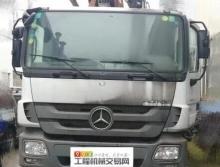 极品黑娃出售12年出厂中联奔驰52米泵车