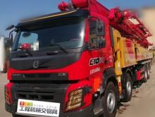 精品出售19年5月出廠三一沃爾沃62米泵車(準新車)