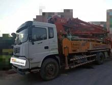 出售17年出廠新款響箭東風33米泵車