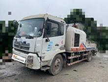 出售2012年出廠中聯東風9014車載泵