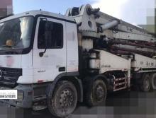 精品出售07年出廠三一奔馳45米泵車(綠標)