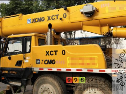 转让徐工2015年XcT50吊车