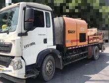 出售2015年出廠三一豪沃10020車載泵(全網僅此一臺油電兩用)