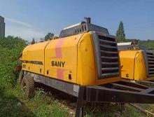 精品出售2011年三一8018柴油拖泵(原裝原漆)