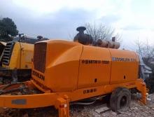 出售13年出廠中聯9018-195柴油拖泵