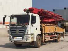 出售2018年出廠三一37米泵車(190主油泵)