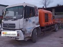 终端出售2012年出厂中联10018车载泵(注重内在)