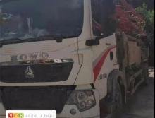 出售2016年三一豪沃30米泵車