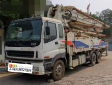 出售2011年中联五十铃43米泵车