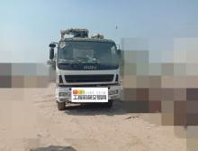 精品出售11年中联五十铃37米泵车