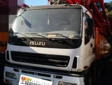 精品再制造出售12年三一五十铃56米泵车(可年审买保险)