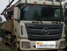 精品出售13年福田40米泵车
